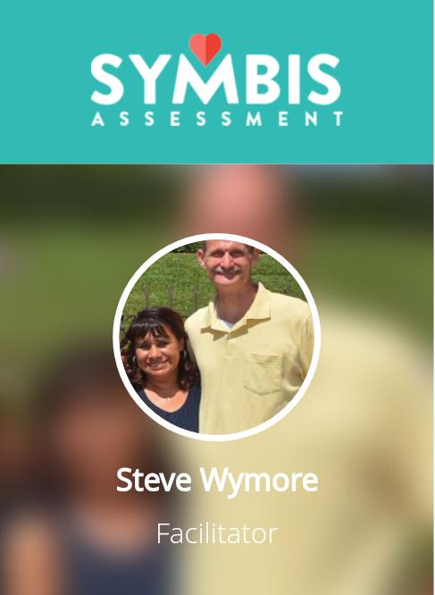 SYMBIS assessment facilitator - Steve Wymore